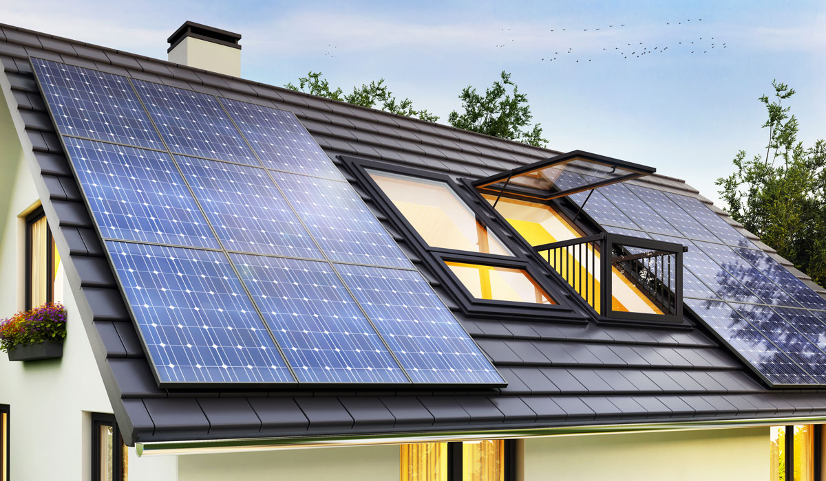 solar panel design and engineering for residential homes
